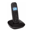 Aeg 8073780056 - TELEF. INALAMBRICO DECT DIGITAL AEG SOFT NEGRO Agenda 20 registros Display iluminado Manos