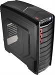 Aerocool GTABK - 1.High Performance Pc Case For Gamers And Diy Enthusiasts.2.Easy To Use Clip-On Bay Covers