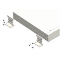 Alcatel-Lucent-Enterprise OS6350-WALL-MNT - Wall Mounting Kit For Os6350-10 Products. Contains Universal Mounting - Tipología Genérica
