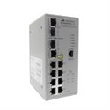 Allied-Telesis 990-003450-80 - 8 Port Managed Standalone Poe Fast Ethernet Industrial Switch. External 48V Supply -