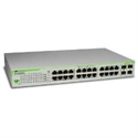 Allied-Telesis 990-003646-50 - 24 Port 10/100/1000Tx Websmart Switch With 4 X 100/1000 Sfp Bays (Eco Version) - Tipo Y Ve