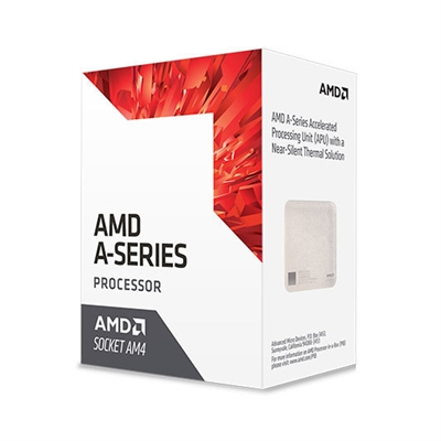 Amd AD9700AGABBOX AMD A10 9700 - 3.5 GHz - 4 núcleos - 2 MB caché - Socket AM4 - Caja