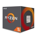 Amd YD2600BBAFBOX - PROCESADOR AMD AM4 RYZEN 5 2600 6X3.4GHZ 19MB BOX CPU AMD AM4 RYZEN 5 2600 6X3.4GHZ 19MB B