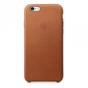 Apple MKXT2ZM/A - Iphone 6S Leather Case Saddle Brown - Tipología Específica: Proteger Teléfono; Material: P