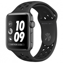 Apple MQL42QL/A - Apple Watch Nike+ GPS, 42mm Space Grey Aluminium Case with Anthracite/Black Nike Sport Ban