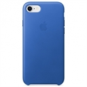 Apple MRG52ZM/A - 8 / 7 Leather Case - Electric Blue - Tipología Específica: Cover Iphone; Material: Piel; C