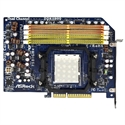 Asrock 90-CXG040-00UANZ - The AM2CPU Board is an CPU upgrade module for ASRock K8/939 series motherboard with Future