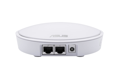 Asustek 90IG04B0-BM0B10 Home Wifi Syst.Wress Ac1300 - Lan Port N: 2 N; Lan Speed: 0,00 Mbps; Soporte Vlan: No; Soporte Ip: No; Frecuencia Rf: 2,4/5 Ghz; Antena Type: No; Wireless Security: Sí