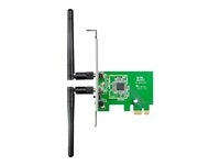 Asustek PCE-N15 Wireless Lan Pce N15 802.11N 300Mb - Tipologia Interfaz Lan: Wireless; Conector Puerta Lan: Wifi; Velocidad Lan: 300 Mbps; Bus De Sistema: Pci Express; Wake-On-Lan: No; Alimentación Por Medio Del Bus: Sí