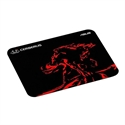Asustek 90YH01C3-BDUA00 - Cerberus Mat Mini Red Mouse Pad - Espesor: 2 Mm; Reposamanos: No; Color: Negro; Unidad Por