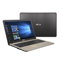 ASUS VivoBook X540LA-XX972T - Core i3 5005U - Win 10 Home 64 bit - 4 GB RAM - 500 GB HDD - DVD SuperMulti - 15.6 1366 x 768 (HD) - HD Graphics 5500 - negro chocolate