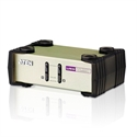 Aten CS82U-AT - DATA SWITCH KVM ATEN CS82U-AT 2XUSB 2XPS2  VGA  CABL.INCLUIDOS  TIPO SOBREMESA