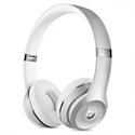 Beats MNEQ2ZM/A - Solo3 Wireless On-Ear- Silver - Tecnología De Conexión: Bluetooth; Micrófono Incorporado: