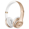 Beats MNER2ZM/A - Solo3 Wireless On-Ear- Gold - Tecnología De Conexión: Bluetooth; Micrófono Incorporado: Sí