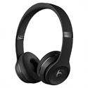 Beats MP582ZM/A - Solo3 Wireless On-Ear-Black - Tecnología De Conexión: Bluetooth; Micrófono Incorporado: Sí