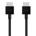 Belkin AV10176BT2M-BLK - Belkin Ultra High Speed - Cable HDMI - HDMI (M) a HDMI (M) - 2 m - negro