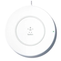 Belkin F7U027VFWHT - Belkin BOOST?UP Wireless Charging Pad - Placa de carga inalámbrica + adaptador de corrient