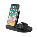 Belkin F8J235VFBLK - Charge Dock For Apple Watch  Iph - Tipología Específica: Cargador; Material: Plástico; Col