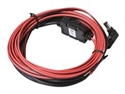 Brother PACD600WR - Brother PA-CD-600WR - Adaptador de corriente - automóvil - 12 V - para PocketJet PJ-722, 7