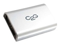 C2g 81637 - C2G USB to HDMI Adapter with Audio - Adaptador de vídeo externo - USB 2.0 - HDMI - gris