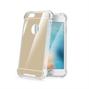 Celly ARMORMIR800GD - Armor Mirror Cover Iph7-8 Gd - Material: Tpu; Color Primario: Dorado; Color Secundario: Ni