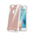 Celly ARMORMIR800RG - Armor Mirror Cover Iph7-8 Rose Gold - Material: Tpu; Color Primario: Rosa; Color Secundari