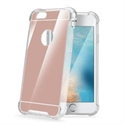 Celly ARMORMIR801RG - Armor Mirror Cover Iph7-8 Plus Rose Gold - Material: Tpu; Color Primario: Rosa; Color Secu