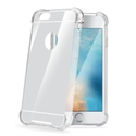 Celly ARMORMIR801SV - Armor Mirror Cover Iph-8 Plus Silver - Material: Tpu; Color Primario: Plata; Color Secunda