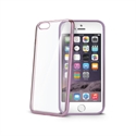 Celly BCLIP6SFX - Laser Cover Iphone 6/6S Fuxia - Material: Tpu; Color Secundario: Ningún Color Secundario;