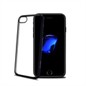 Celly LASER800BE - Laser Cover Iph7 - 8 - Se2020 Black Edition - Universal: No; Material: Tpu; Color Principa