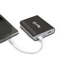 Celly PB8000BK - Cargador Power Bank Negro 8000 Mah 2P Usb 2.1A - Color Primario: Negro; Batería: 8.000 Mah