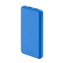 Celly PBE10000BL - Celly Power Bank Energy 10A Azul 2Usb 2 1A - Color Principal: Azul; Número De Puertos Usb: