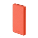 Celly PBE10000OR - Celly Power Bank Energy 10A Naranja 2Usb 2 1A - Color Principal: Naranja; Número De Puerto