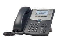 Cisco SPA514G Cisco Small Business SPA 514G - Teléfono VoIP - SIP, SIP v2, RTCP, RTP, SRTP - multilínea