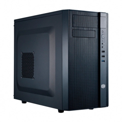 Cooleer NSE-200-KKN1 TORRE MINI ATX COOLER MASTER N200 M-ATX case, USB 3,0 x 1 and USB 2,0