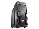 Cooler-Master RC-K380-KWN1 - Cooler Master 380, K. Factor de forma: Midi-Tower, Tipo: PC, Materiales: Polímero, SGCC. F