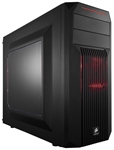 Corsair CC-9011051-WW - Corsair Carbide SPEC-02. Factor de forma: Midi-Tower, Tipo: PC, Formas de factor de tarjet