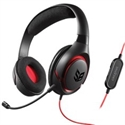 Auriculares Con Micrófono Gaming Creative Sound Blaster Inferno - 115Db/Mw 40Mm - Jack 3.5Mm - Compatible Pc/Mac/Ps4/Xbox One