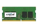 Crucial CT16G4SFD824A - Crucial - DDR4 - 16 GB - SO-DIMM de 260 espigas - 2400 MHz / PC4-19200 - CL17 - 1.2 V - si