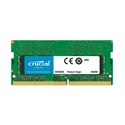 Crucial CT8G4SFD824A - Crucial - DDR4 - 8 GB - SO-DIMM de 260 espigas - 2400 MHz / PC4-19200 - CL17 - 1.2 V - sin
