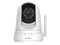 D-Link DCS-5000L Wireless N Pan+Tilt Day/Night Camera. Especificaciones Técnicas Wireless N Pan+Tilt Day/Night Camera
