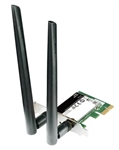 D-Link DWA-582 - Wireless Ac1200 Dual Band Pci Express Adapter - Tipologia Interfaz Lan: Wireless; Conector
