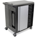 Dell 210-AHOT - Dell Mobile Computing Cart PS2.0 UnManaged - Carrito para 30 portátiles - bloqueable - tam