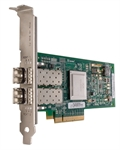 Dell 406-10695 - Dell QLogic 2562 Dual Port 8Gb Fibre Channel HBA - Kit