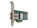 Dell 406-BBEK - Qlogic 2562 Dual Port 8Gb Optical Fibre Channel Hbafull Heightcuskit -