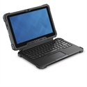 Dell 580-AELY - Dell Keyboard Cover with Kickstand - Teclado - diseño R.U. - para Latitude 12 Rugged Table