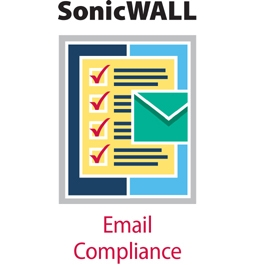 Dell-Sonicwall 01-SSC-6626 Sonicwall Email Compliance Subscription - 100 Users - 1 Server (2 Years) -
