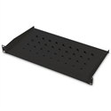 Digitus-By-Assmann DN-19TRAY-1-SW - Shelf For Fixed Installation 19 1U For Racks From 300 Mm Depth H45xw483xd250 Mm, Up To 15