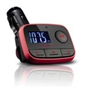 Energy-Sistem 391233 - Car Fm-T Energy Car Mp3 F2 Racing Red (Fm-T Lector Tarjetas Usb-Host Line-In) - Capacidad: