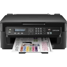 Epson C11CC58302 Multif. Epson Wf Wp2510wf Fax Epson Workforce Wf-2510Wf – Multifunción (Fax / Copiadora / Impresora / Escáner) – Color – Chorro De Tinta – Legal (216 × 356 Mm), A4 (210 × 297 Mm) (Material) – Hasta 3
